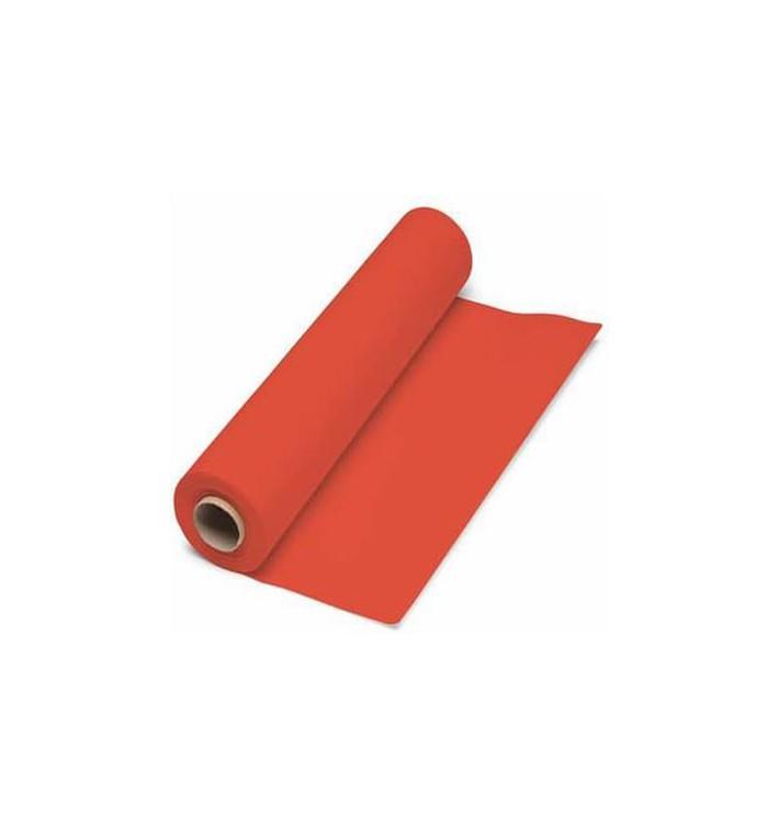 Nappe en papier en Rouleau Rouge 1x100m 40g (6 Unités)