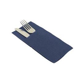 """Zakvouw airlaid servetten """"Kanguro"""" blauw 40x40cm (30 stuks)"""