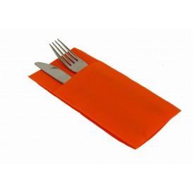"""Zakvouw airlaid servetten """"Kanguro"""" oranje 40x40cm (480 stuks)"""