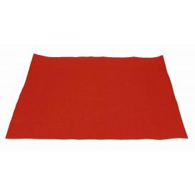 Set de Table papier 30x40cm Rouge 40g (1.000 Utés)
