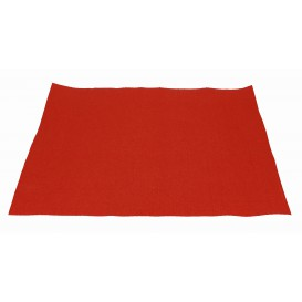 Set de Table papier 30x40cm Rouge 40g (1.000 Utés)