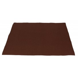 Set de Table papier 30x40cm Marron 40g (1.000 Utés)