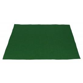 Papieren Placemats 30x40cm groen 40g (1000 stuks)