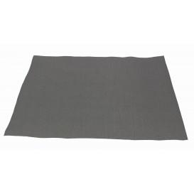 Papieren Placemats 30x40cm grijs 40g (1000 stuks)