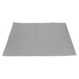 Papieren Placemats 30x40cm zilver 50g (2500 stuks)