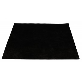 Novotex placemat zwart 55g 30x40cm (500 stuks)