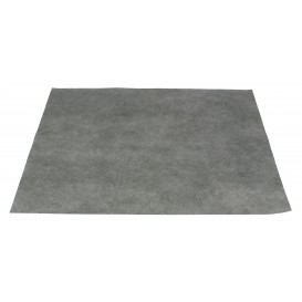 Set de Table en PP Non-Tissé Gris 30x40cm 50g (500 Utés)