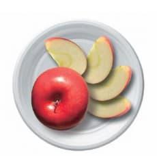 Assiette Plastique PS Plate Blanche 170mm (1500 Unités)