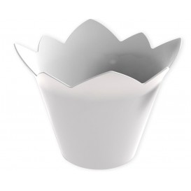 Verrine Dégustation Nénufar Blanc 70 ml (500 Utés)
