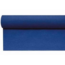 Airlaid tafelloper blauw 0,4x48m P1,2m (1 stuk)