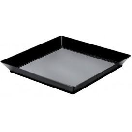 "Plateau Dégustation ""Medium"" Noir 13x13cm (192 Utés)"