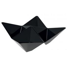 Verrine Dégustation Origami PS Noir103x103mm (500 Utés)