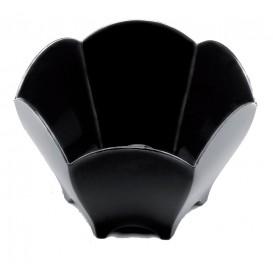 Verrine Dégustation Tulipe Noir 70 ml (25 Utés)