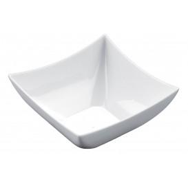 "Verrine Dégustation ""Square"" Blanc 90 ml (500 Utés)"