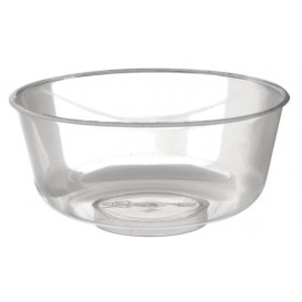 Plastic Kom Proeving Dessert transparant 230 ml (50 stuks)