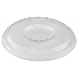 Couvercle Verrine Medium Transp. PET 250ml (6 Utés)