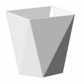 "Verrine Dégustation ""Diamond"" blanc 100 ml (500 Utés)"