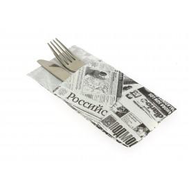 """Zakvouw papieren servet """"Press"""" 40x40cm (960 stuks)"""