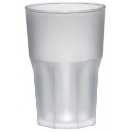 Verre Plastique Transparent PP Ø85mm 400ml (5 Utés)