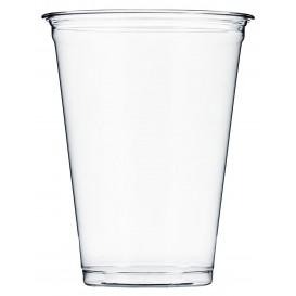 Plastic beker PET stijf 295ml Ø8,1cm (50 stuks)