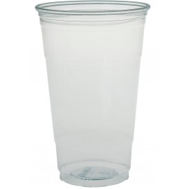 Plastic beker PET Kristal Solo® 24Oz/710ml Ø9,8cm (50 stuks)