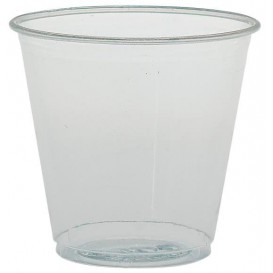 Plastic PS Shotje Kristal 104ml Ø66mm (2.500 stuks)