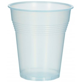 Plastic PS beker Vending transparant 160 ml (3000 stuks)