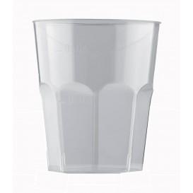 Verre Plastique à Shot Transp. PS Ø45mm 50ml (50 Utés)