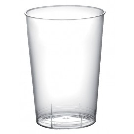 Verre Plastique Moon Transparent PS 100ml (1000 Utés)