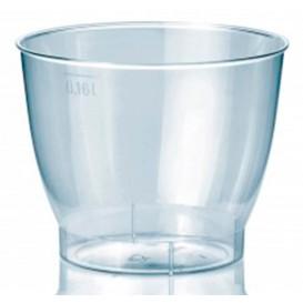 """Plastic PS beker Geïnjecteerde glascider """"Cool beker"""" 160 ml (25 eenheden)"""