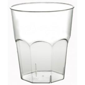 Verre Plastique à Cocktail Transp. PS Ø73mm 220ml (50 Utés)