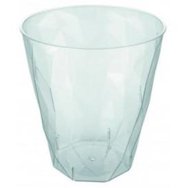 "Plastic PS beker ""Ice"" transparant Kristal 340 ml (20 stuks)"
