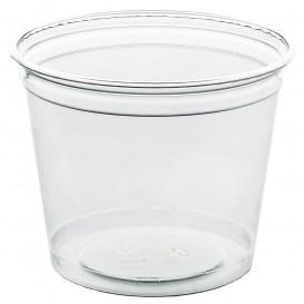 Gobelet Plastique Rigide PET 215 ml Ø8,1cm (50 Unités)