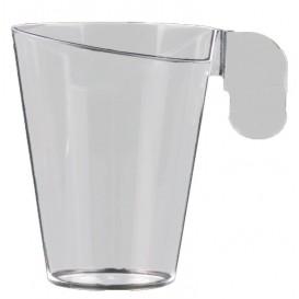 Tasse plastique Design Transparent 72ml (12 Unités)