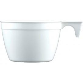 Tasse Plastique Cup Blanc 190ml (1000 Unités)