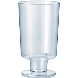 Verre à Pied en Plastique 150ml 1P (264 Utés)