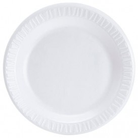 """Assiette plate en FOAM """"Concorde"""" 150mm (125 Unités)"""