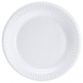 "Schuim bord ""Concofde"" wit 15 cm (125 stuks)"