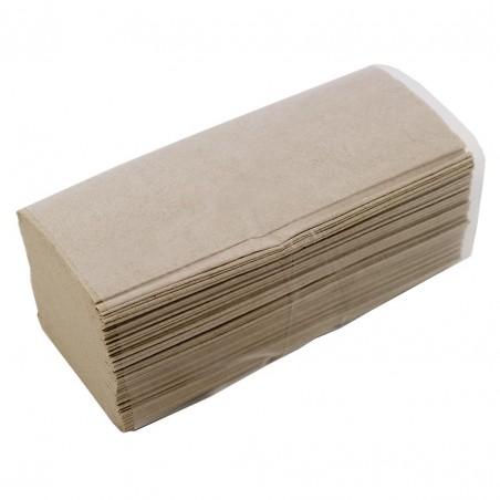 Serviette Essuie Mains en Papier Z Ecologique 2E (3800 Utés)