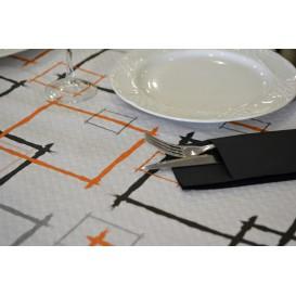 """Voorgesneden papieren tafelkleed """" Marcos Nena"""" 37g 1x1m (400 eenheden)"""
