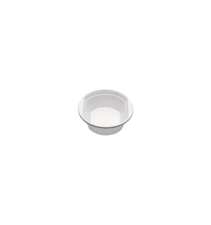 Bol en Plastique PS Blanc 300ml Ø11,9cm (1000 Utés)