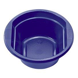 Plastic Kom PS donkerblauw 250 ml Ø12cm (660 stuks)