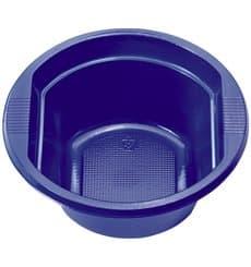 Bol Plastique PS Bleu Foncé 250ml Ø12cm (660 unités)