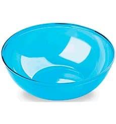 Bol Plastique Turquoise 3500ml Ø 27 cm (1 Unité)