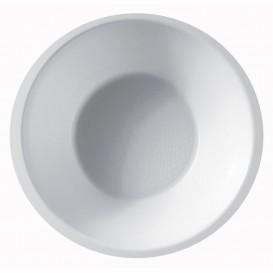 Plastic Kom PP wit 450ml Ø15,5cm (600 stuks)