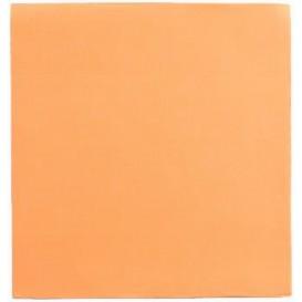 Papieren servet zalm 25x25cm (1400 stuks)