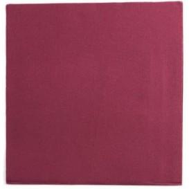 Papieren servet bordeauxrood 25x25cm 2C (1400 stuks)