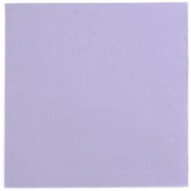 Papieren servet lila 25x25cm (1400 stuks)