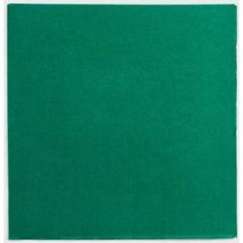 Papieren servet groen 25x2cm (50 stuks)