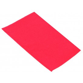 Papieren servet dubbel punt 1/8 fuchsia 40x40cm (1800 stuks)